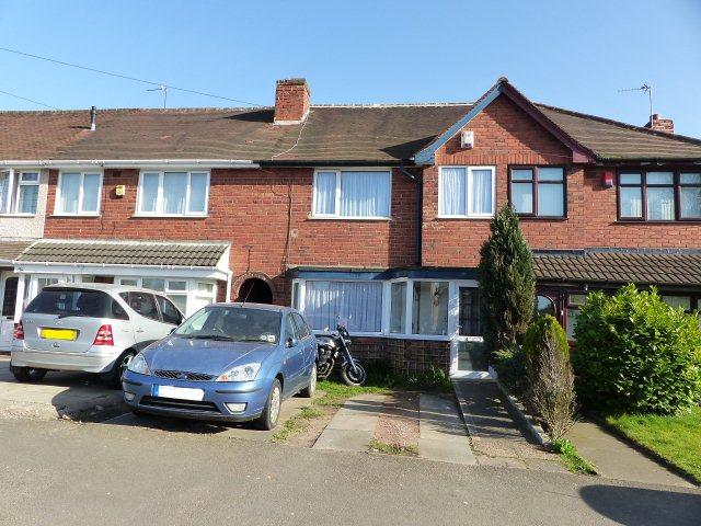 3 Bedrooms Terraced House for sale in Sandy Lane,Great Barr,Birmingham