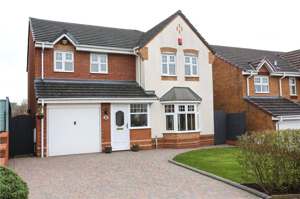 4 Bedrooms Detached House for sale in Valencia Road, The Oakalls, Bromsgrove, B60