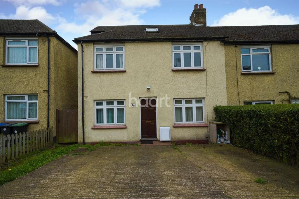 3 Bedrooms End Of Terrace House for sale in Cowper Gardens, Southgate, N14