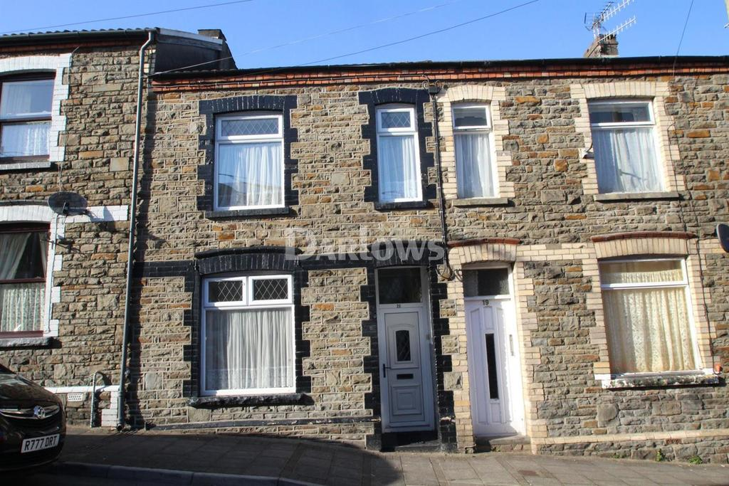 2 Bedrooms Terraced House for sale in Augustus Street, Ynysbwl