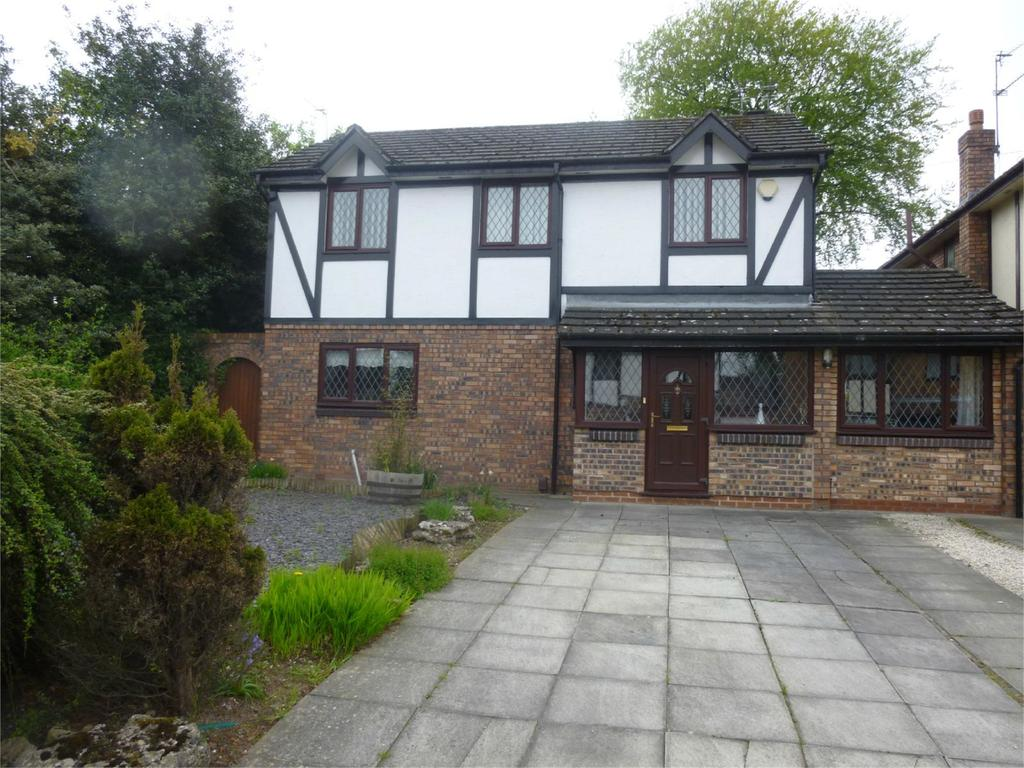 3 Bedrooms Detached House for sale in Trefula Park, Liverpool, Merseyside, L12