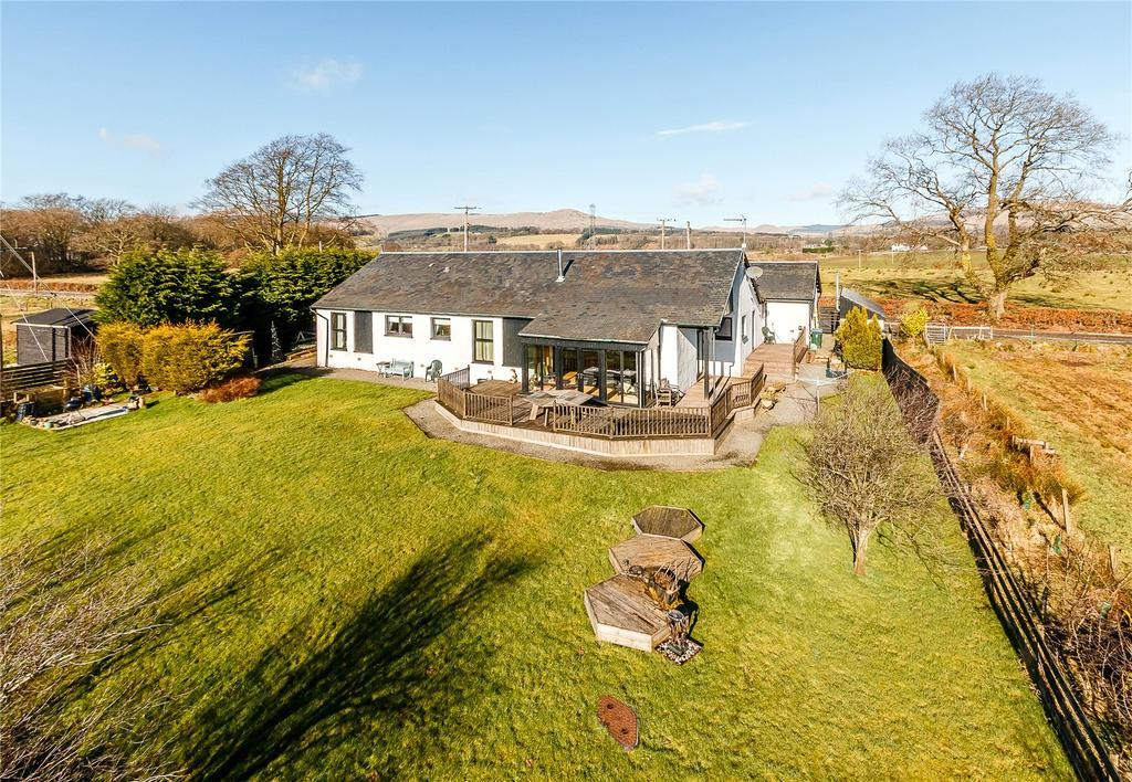 5 Bedrooms Detached House for sale in Craigton Farm Lane, Rumbling Bridge, Kinross-Shire