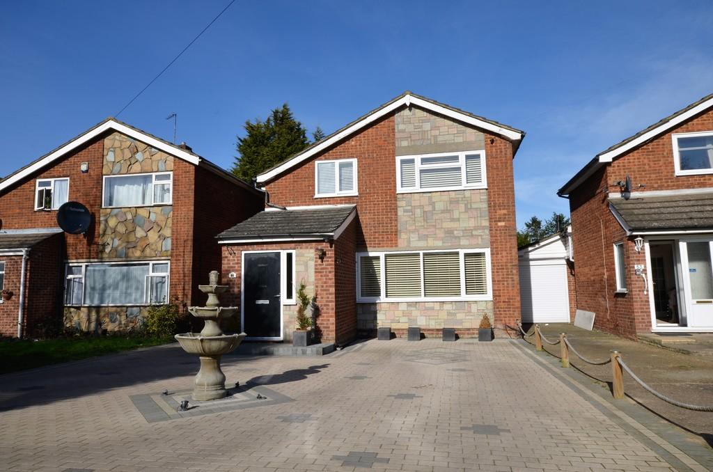 4 Bedrooms Detached House for sale in Lucy Lane South, Stanway, West Colchester