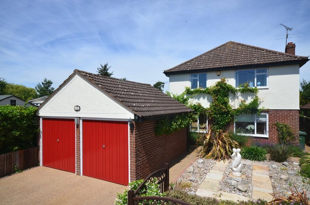 4 Bedrooms Detached House for sale in Church Road, Wickham Bishops