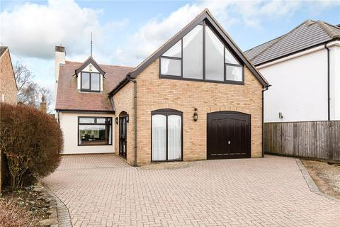 4 bedroom detached house for sale - Woodperry Road, Beckley, Oxford, OX3