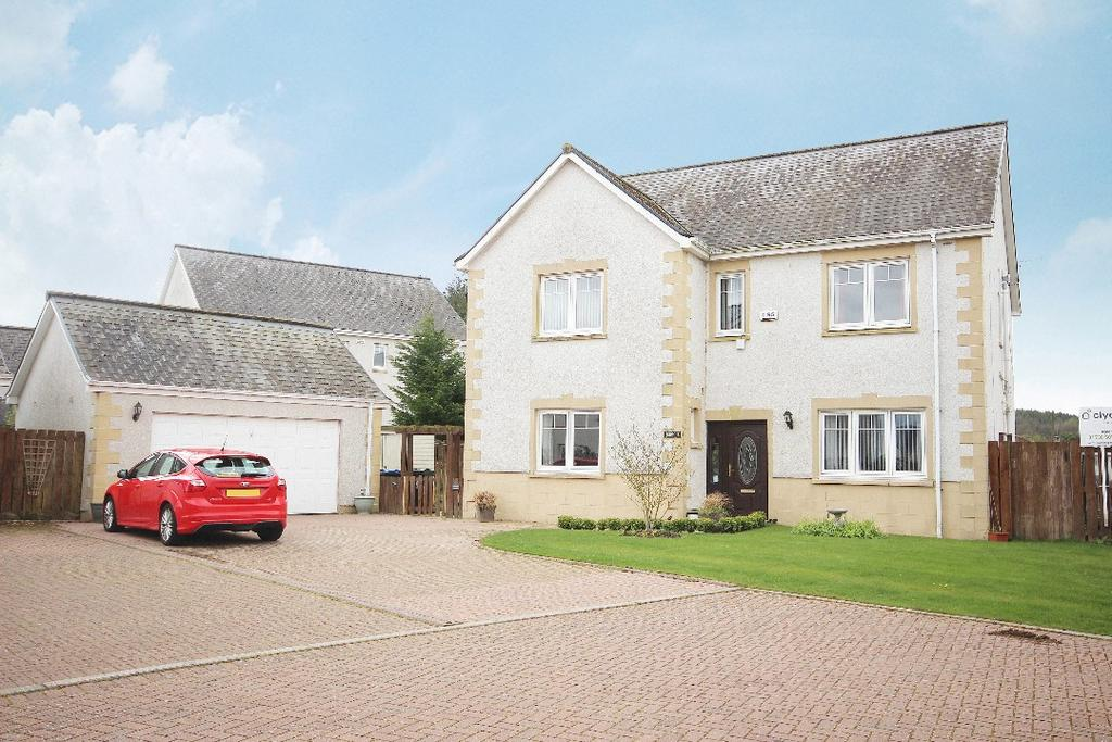 5 Bedrooms Detached House for sale in Earn Drive, Balgowan, Tibbermore , Perthshire , PH1 1TD