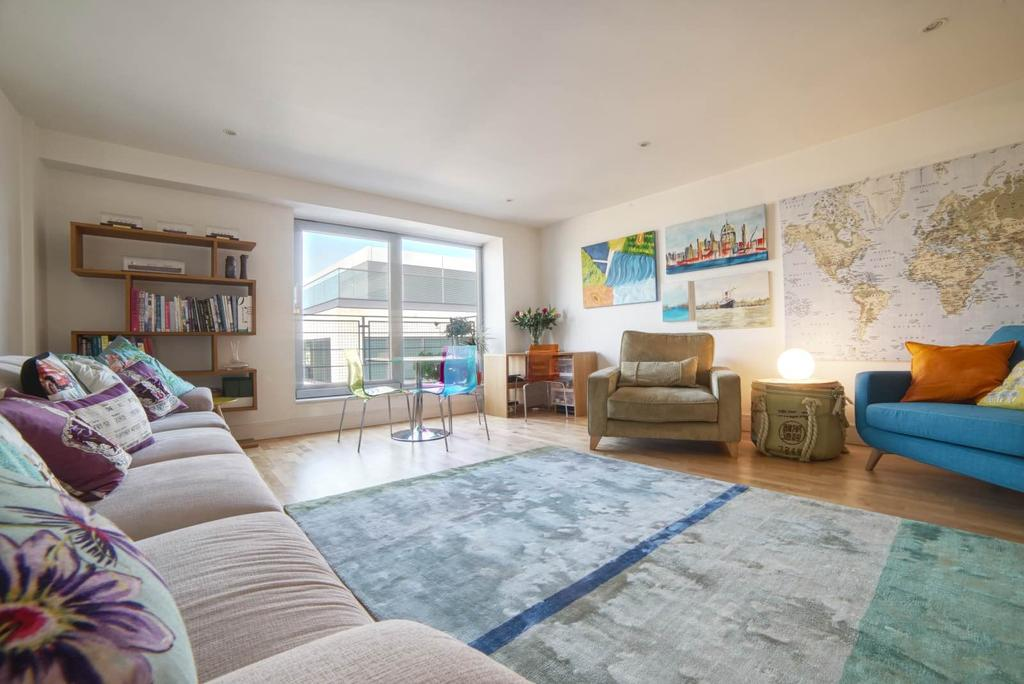 2 Bedrooms Flat for sale in Bentinck House, Monck Street, SW1P