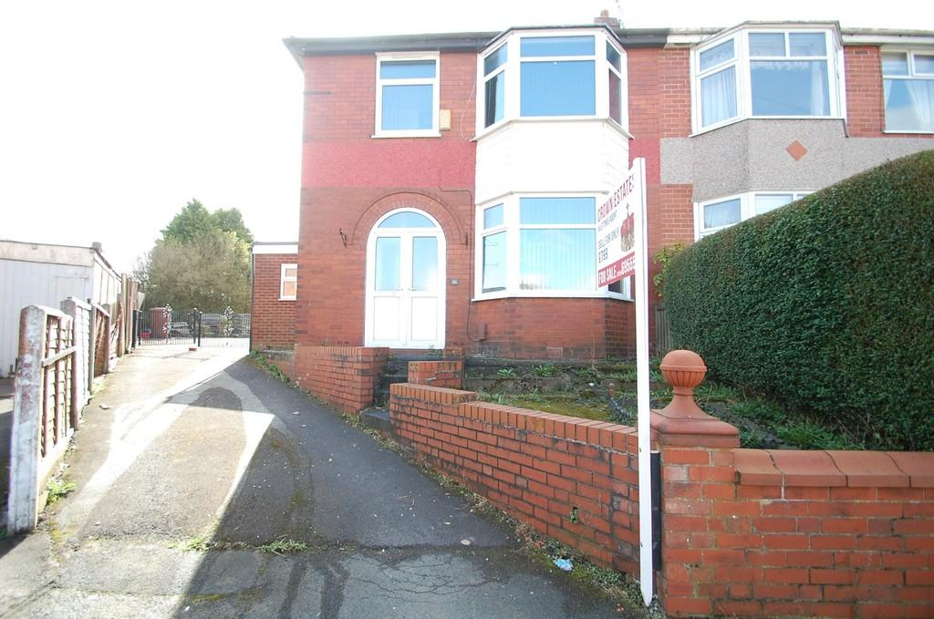 3 Bedrooms Semi Detached House for sale in Heaning Avenue, Higher Audley, Blackburn