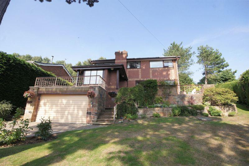 5 Bedrooms Detached House for sale in Warren Way, Lower Heswall