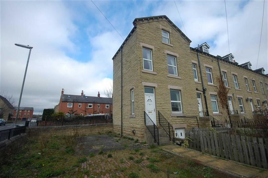 3 Bedrooms End Of Terrace House for sale in Garden Terrace, Ravensthorpe, Dewsbury, WF13