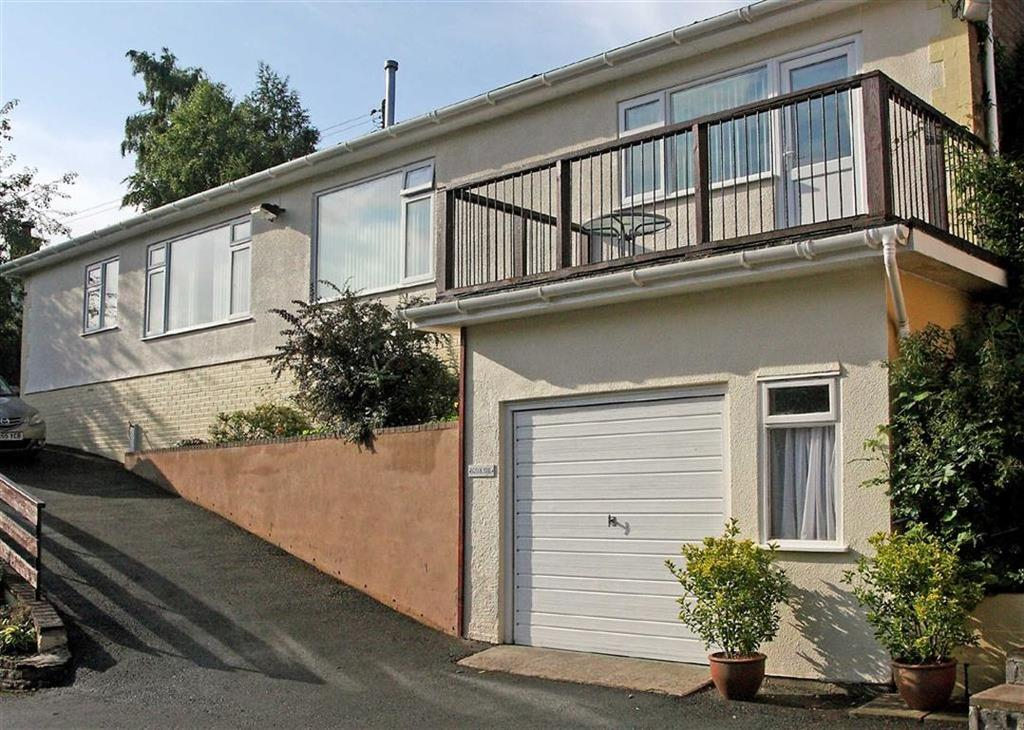 4 Bedrooms Bungalow for sale in Larkey Lane, KNIGHTON, Knighton, Powys