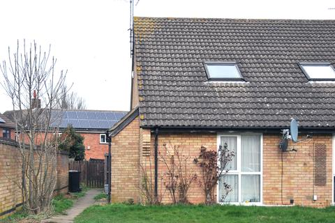1 bedroom end of terrace house for sale - Peterborough PE4