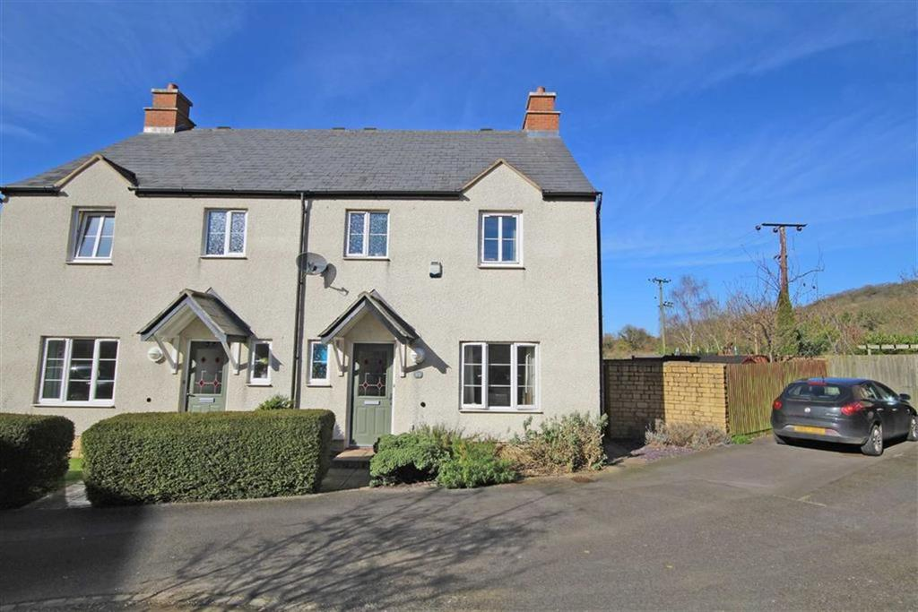 3 Bedrooms Semi Detached House for sale in Collyberry Road, Woodmancote, Cheltenham, GL52
