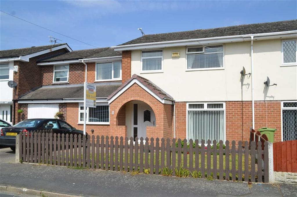 5 Bedrooms Semi Detached House for sale in Saltersgate, Great Sutton, Ellesmere Port