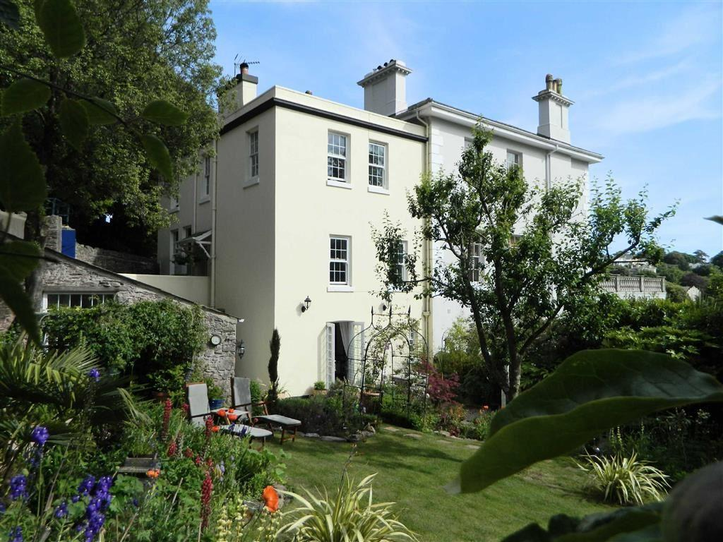 4 Bedrooms Semi Detached House for sale in Lower Warberry Road, Torquay, Torquay, Devon, TQ1