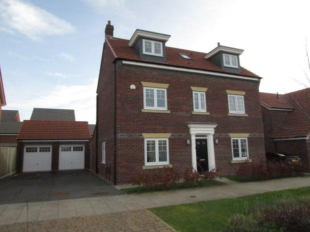 4 Bedrooms Detached House for sale in DEAN LANE, SPENNYMOOR, SPENNYMOOR DISTRICT