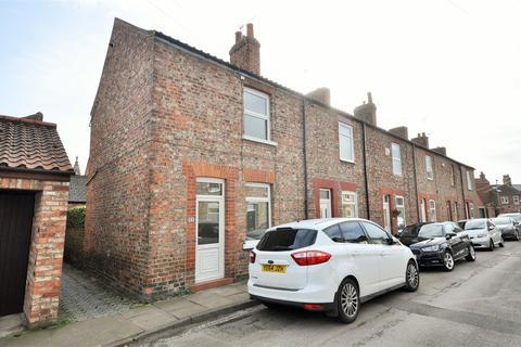 2 bedroom terraced house to rent - Harrison Street, Heworth