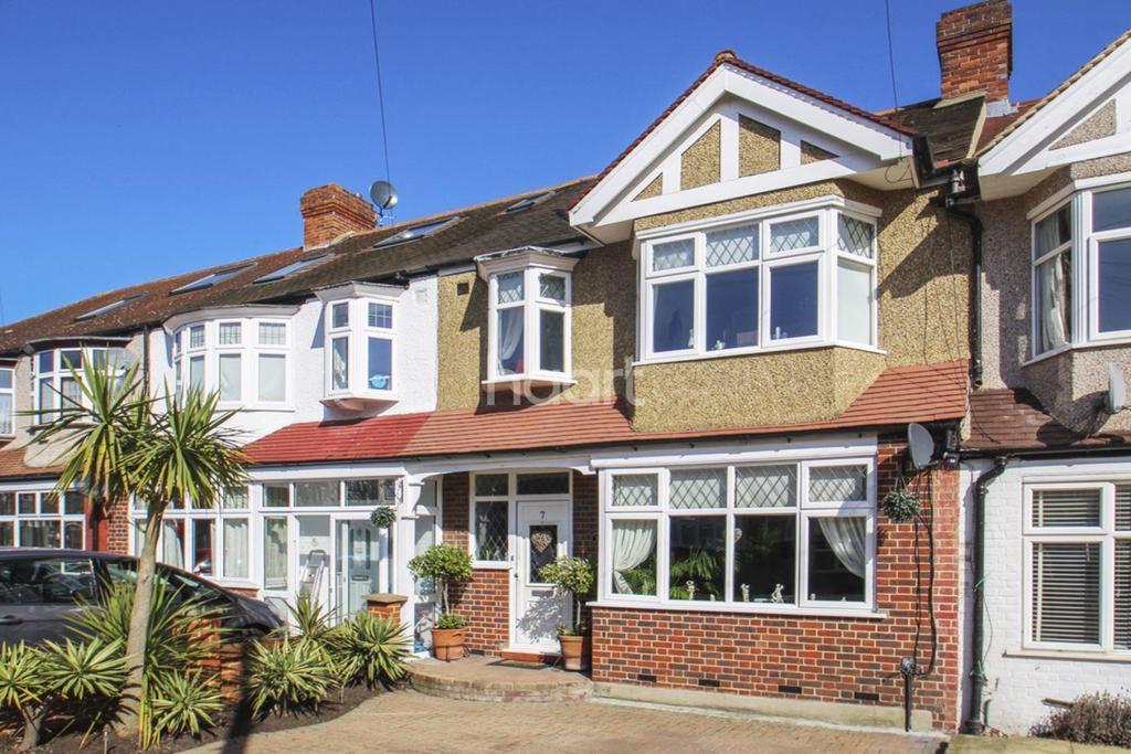 4 Bedrooms Terraced House for sale in Cherrywood Lane, Morden, SM4