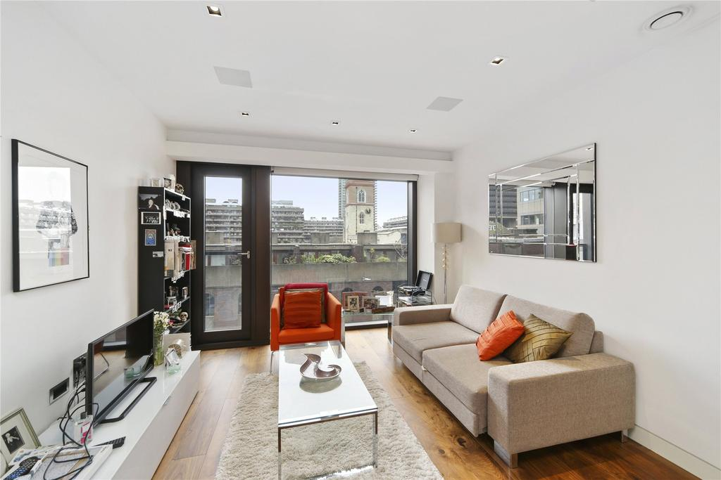 1 Bedroom Flat for sale in Roman House, Wood Street, London, EC2Y