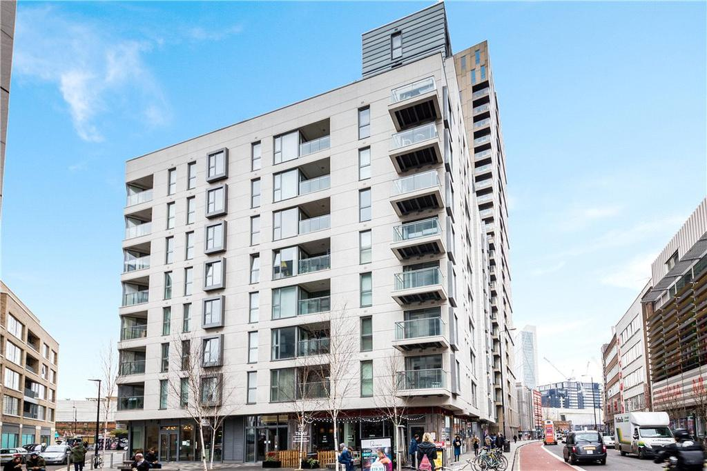 2 Bedrooms Flat for sale in Courtyard Apartments, 3 Avantgarde Place, Shoreditch, London, E1