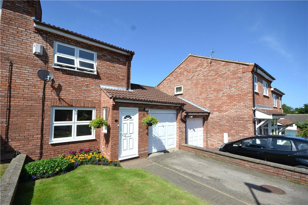 2 Bedrooms Link Detached House for sale in Northfields, Hutton Rudby, Yarm