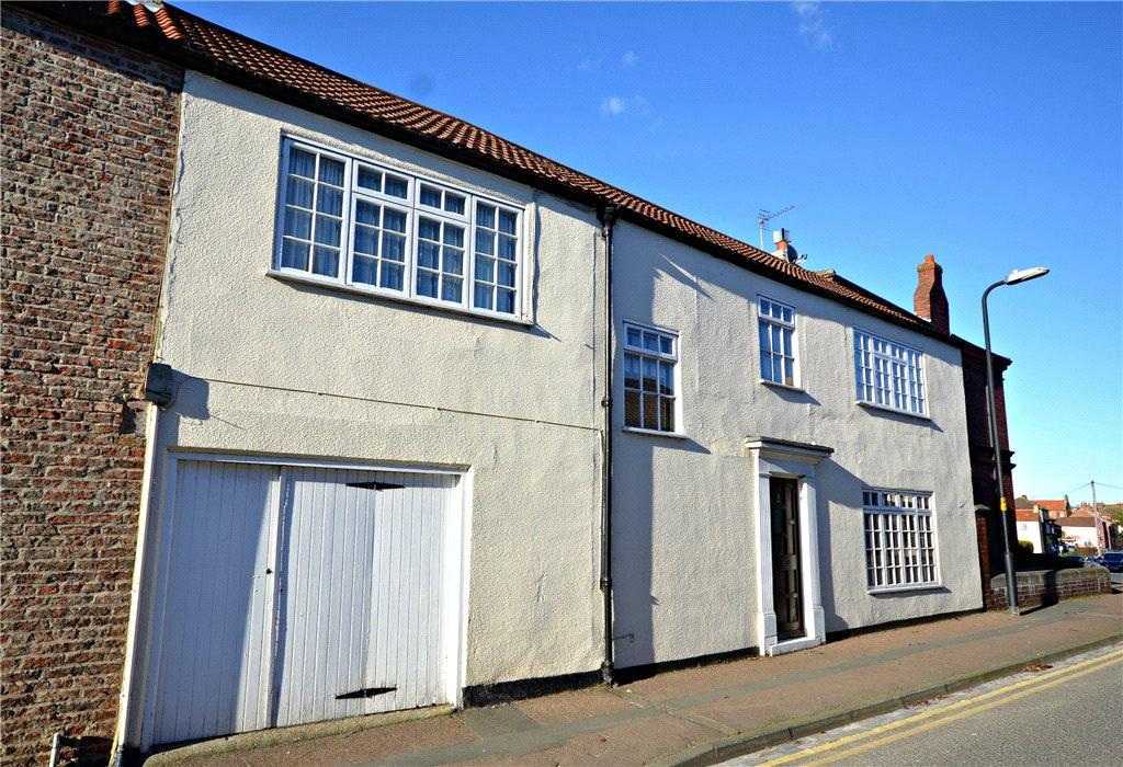 4 Bedrooms End Of Terrace House for sale in West End, Stokesley, North Yorkshire
