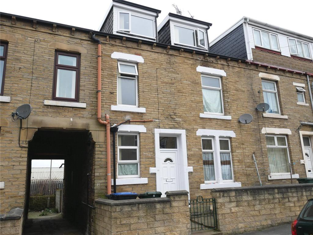 3 Bedrooms Terraced House for sale in Upper Mosscar Street, Bradford, West Yorkshire, BD3