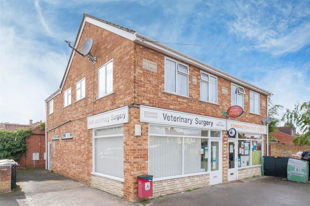 1 Bedroom Detached House for sale in Kennington Road, Kennington
