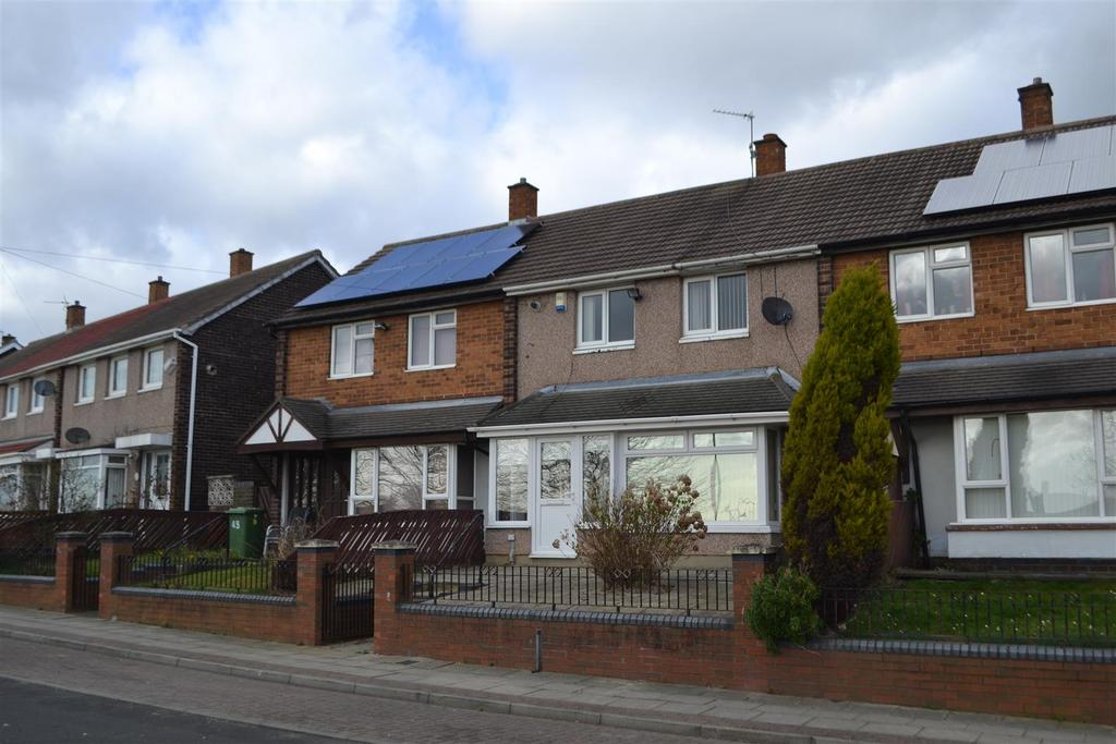 3 Bedrooms Terraced House for sale in Bedale Crescent, Town End Farm, Sunderland