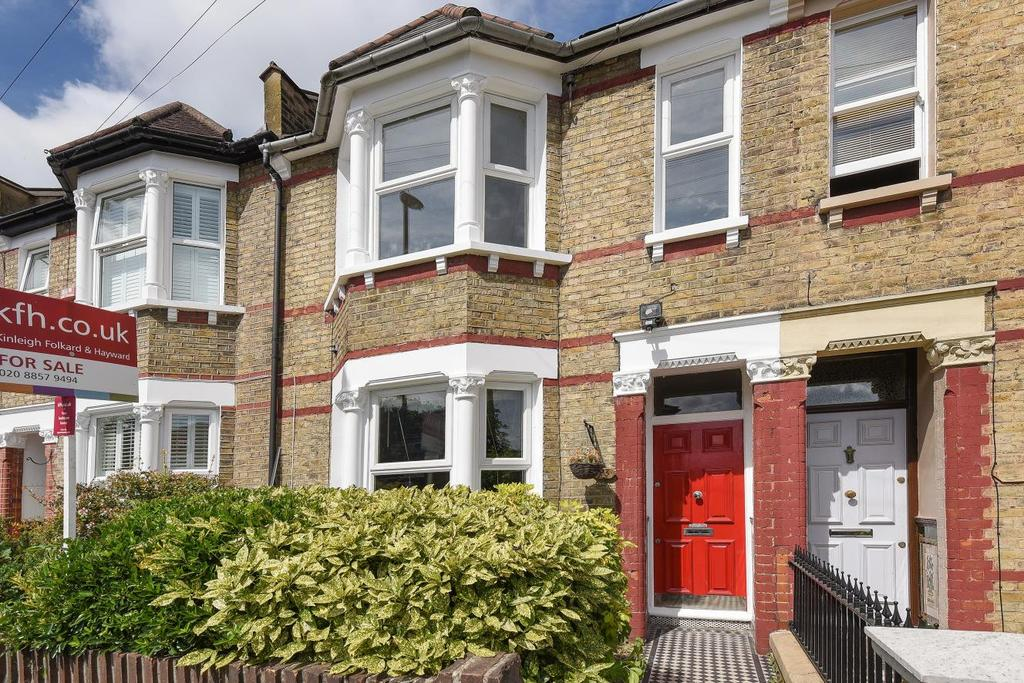 2 Bedrooms Terraced House for sale in Brightside Road, Hither Green, SE13