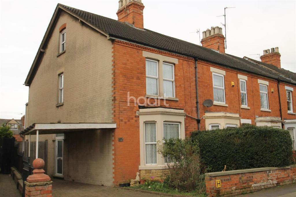 3 Bedrooms End Of Terrace House for sale in Grantham