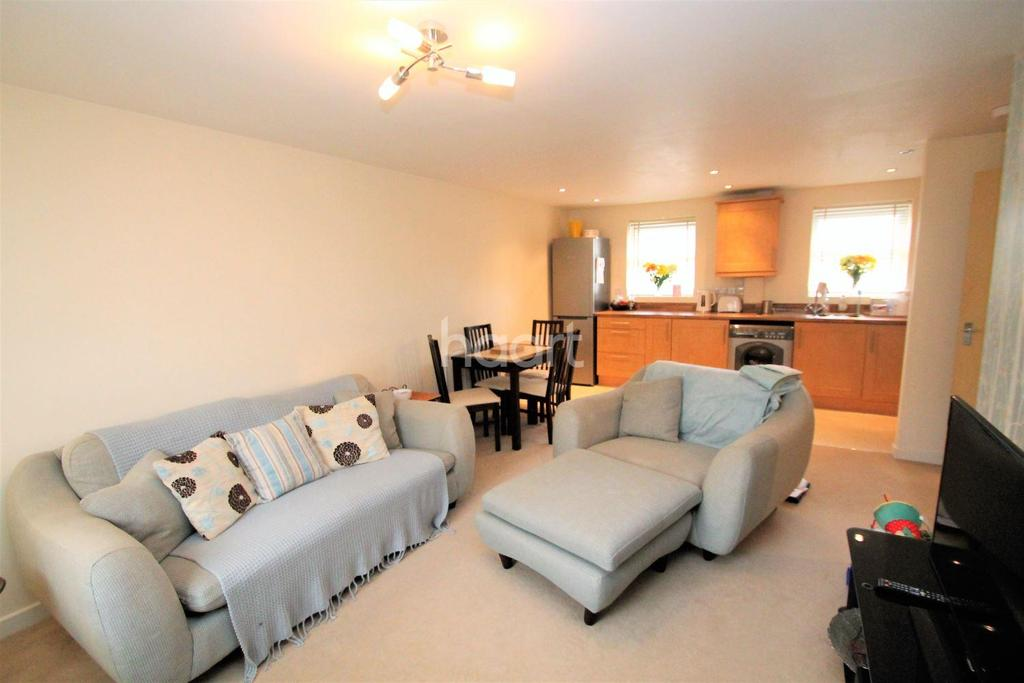 2 Bedrooms Flat for sale in Holst Avenue, Witham, CM8