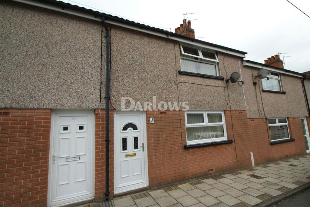 3 Bedrooms Terraced House for sale in Powell Street, Tir-Y-Berth, Hengoed