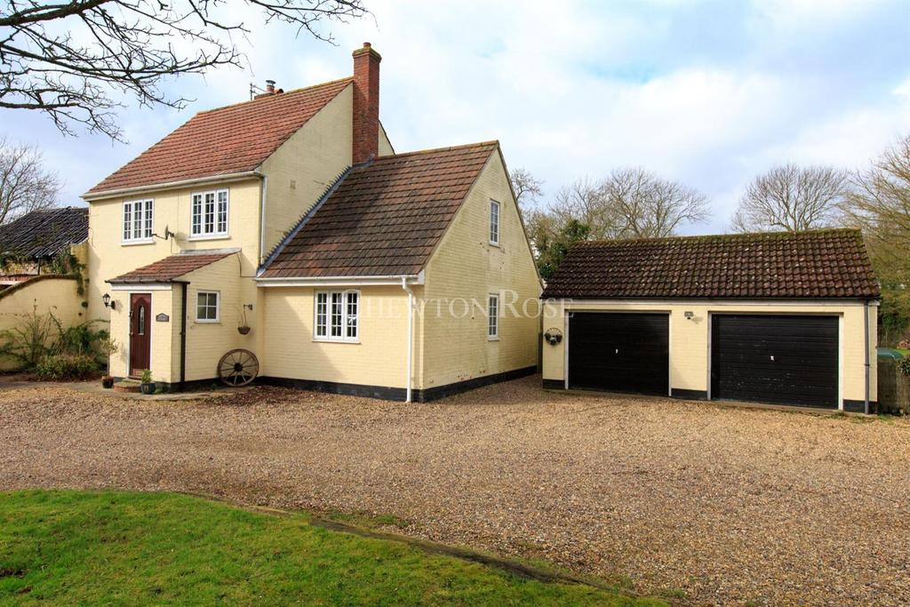 3 Bedrooms Cottage House for sale in Beccles