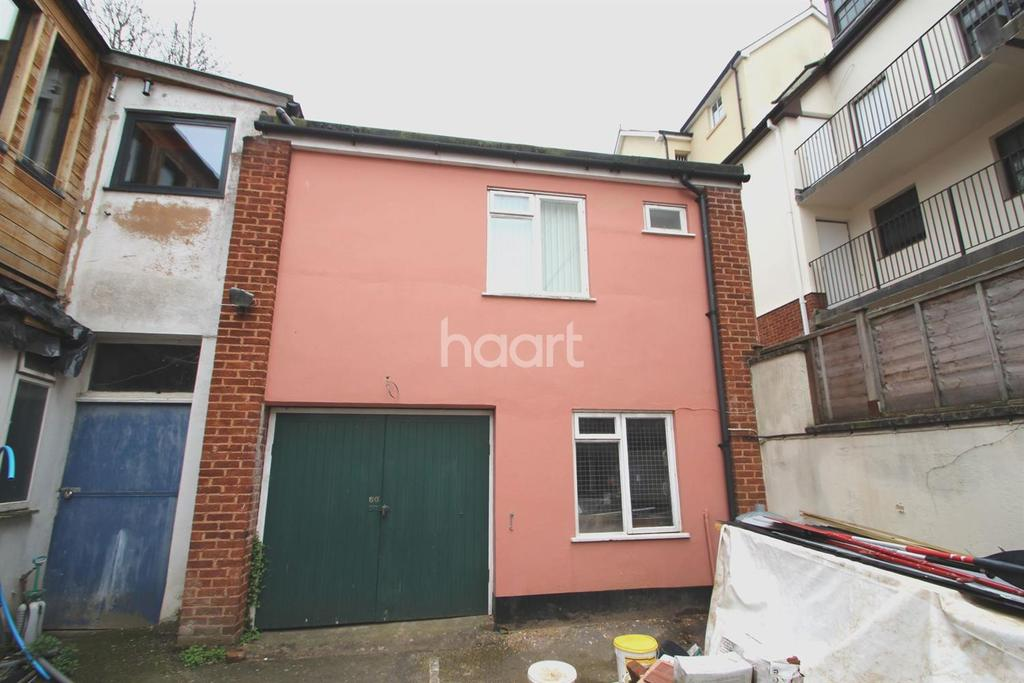 1 Bedroom Semi Detached House for sale in City Centre