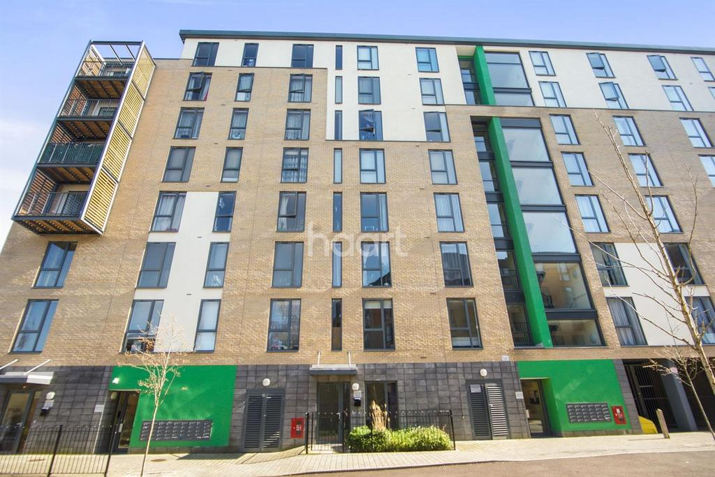 Studio Flat for sale in Conrad Court, Needleman Close, Colindale, NW9 5
