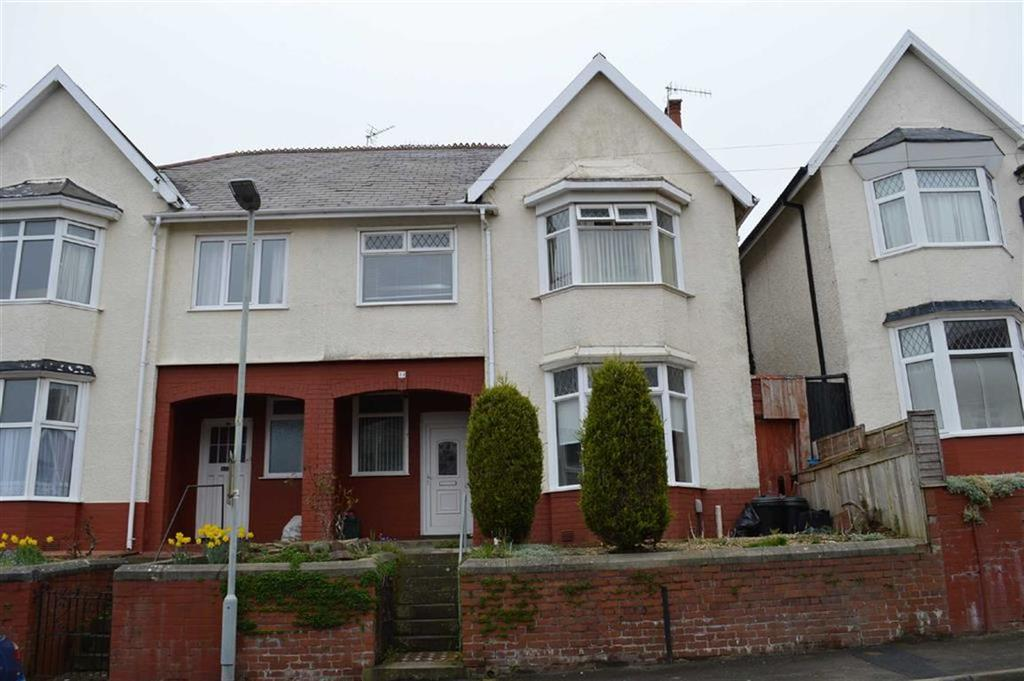 4 Bedrooms Semi Detached House for sale in Long Oaks Avenue, Swansea, SA2