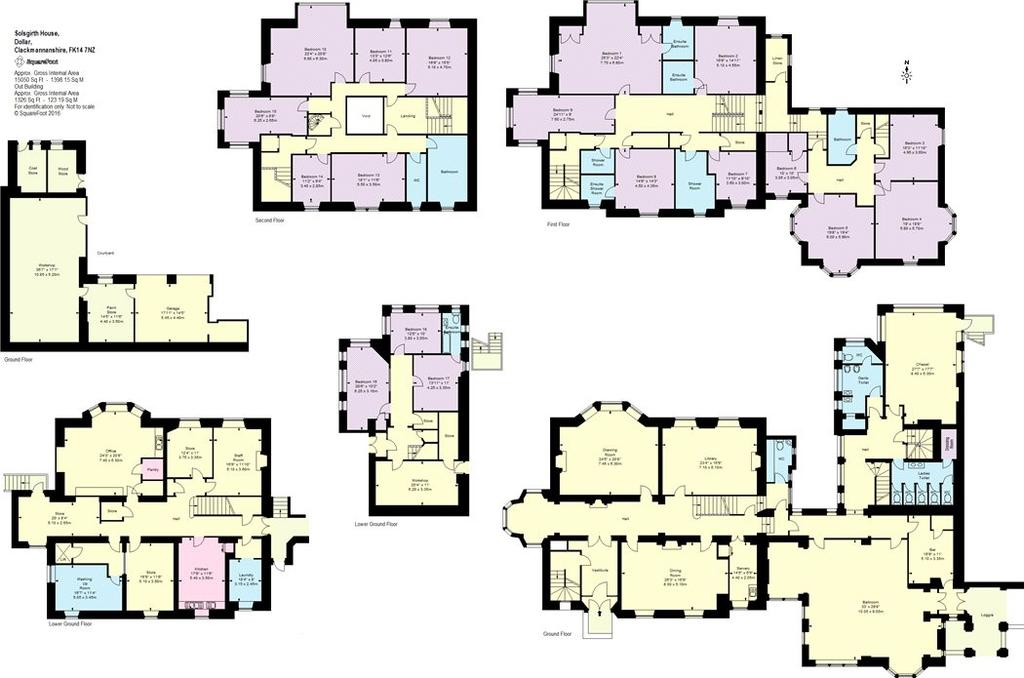 15 Bedroom House Plans Numberedtype