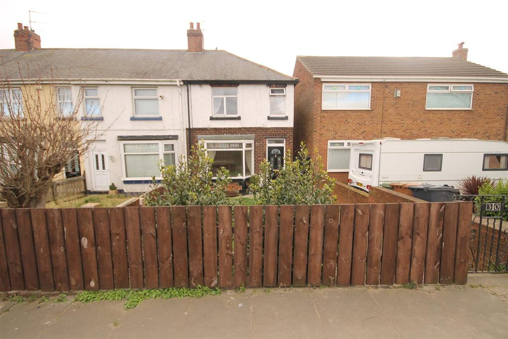 3 Bedrooms End Of Terrace House for sale in Meryl Gardens, Hartlepool