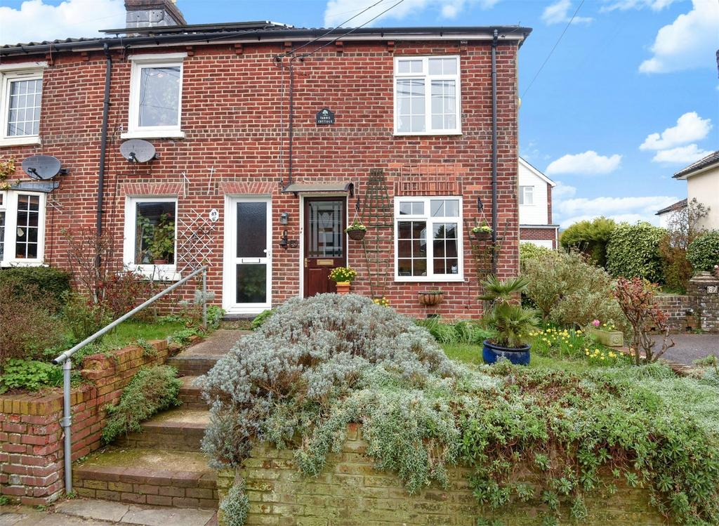 3 Bedrooms End Of Terrace House for sale in Allbrook, Hampshire