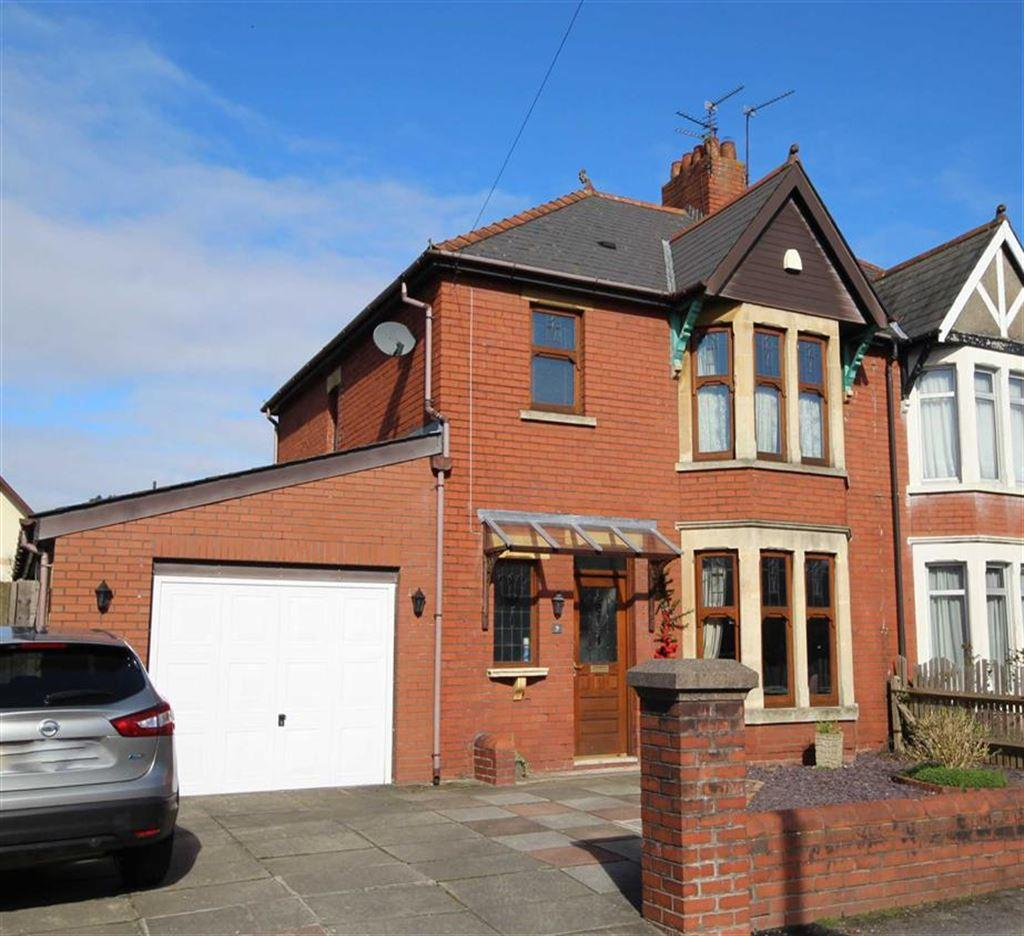 3 Bedrooms Semi Detached House for sale in St Marys Road, Whitchurch, CARDIFF