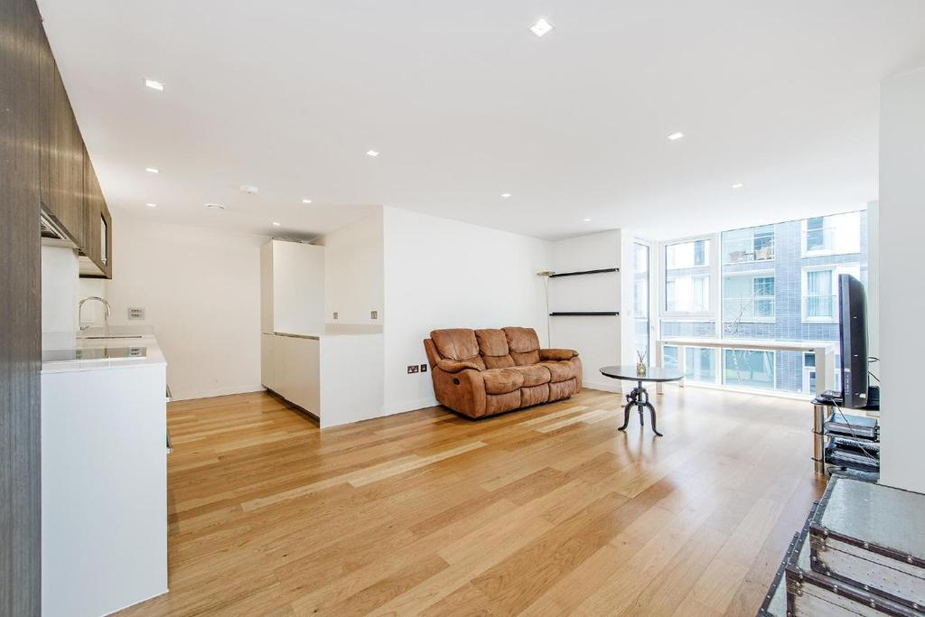 3 Bedrooms Flat for sale in Wenlock Road, Islington, N1