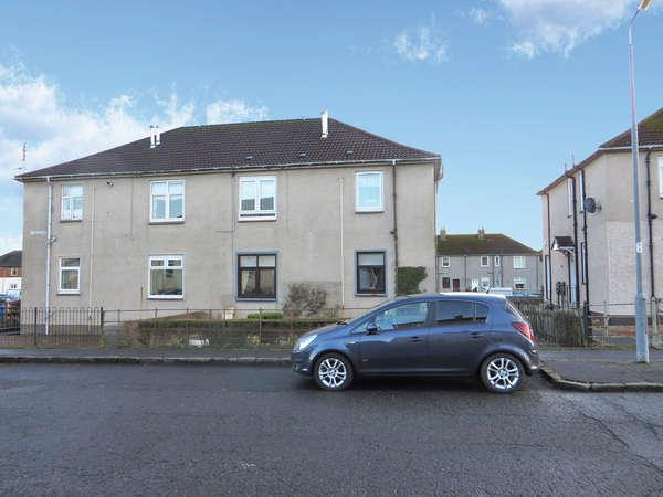 2 Bedrooms Flat for sale in 65 Lynn Avenue, Dalry, KA24 4AP