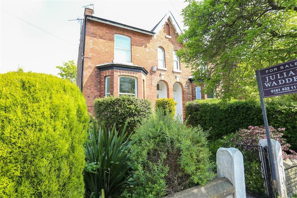 5 Bedrooms Semi Detached House for sale in Hawthorn Grove, Heaton Moor