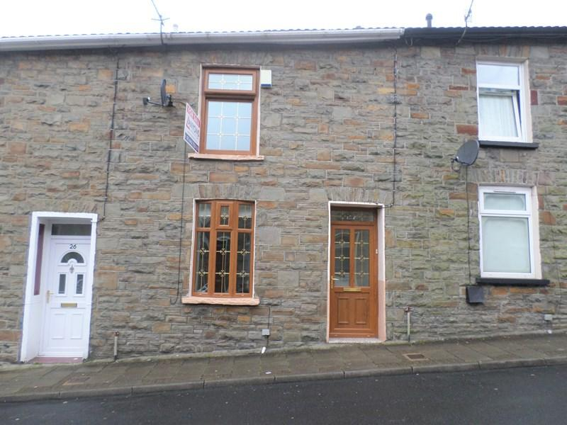 2 Bedrooms Terraced House for sale in Fountain Street, Ferndale