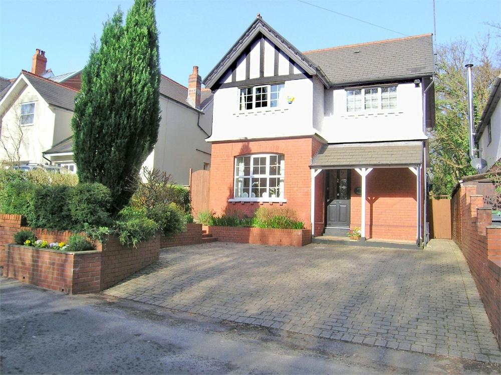 3 Bedrooms Detached House for sale in Lisvane Road, Llanishen, Cardiff