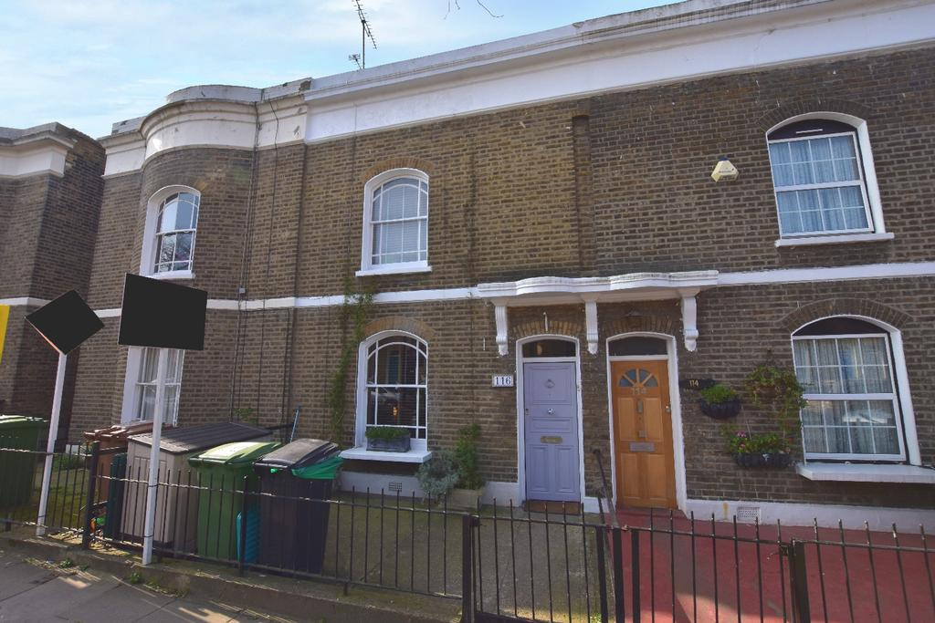 3 Bedrooms Terraced House for sale in Albyn Road St Johns SE8