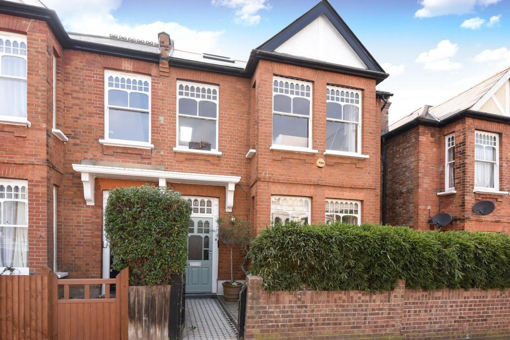 2 Bedrooms Flat for sale in Sarre Road, West Hampstead, NW2