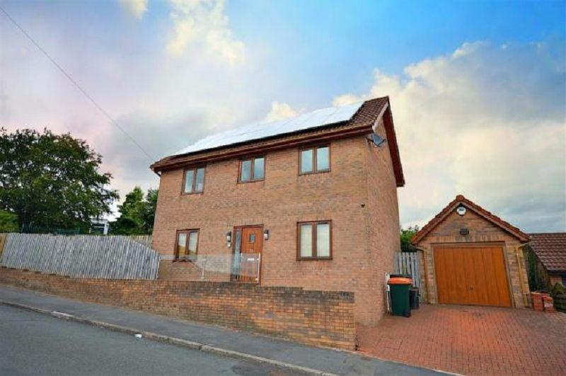 3 Bedrooms Detached House for sale in Lodge Hill, Caerleon, Newport, Newport. NP18 3DA