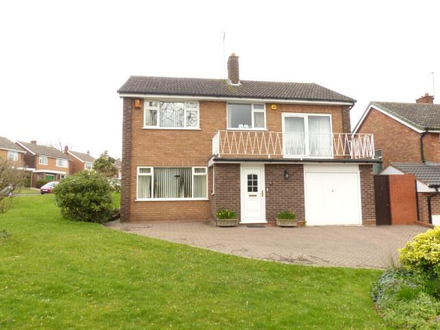 4 Bedrooms Detached House for sale in Buchanan Avenue,Walsall,West Midlands